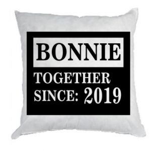 Poduszka Bonnie Together since: 2019