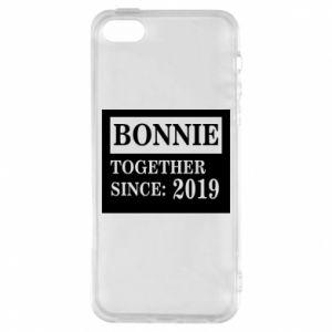 Etui na iPhone 5/5S/SE Bonnie Together since: 2019