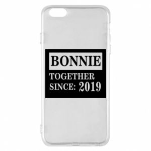 Etui na iPhone 6 Plus/6S Plus Bonnie Together since: 2019
