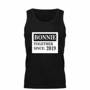 Men's t-shirt Bonnie Together since: 2019 - PrintSalon