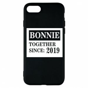 Etui na iPhone 7 Bonnie Together since: 2019
