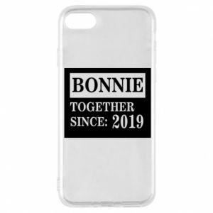 Etui na iPhone 8 Bonnie Together since: 2019
