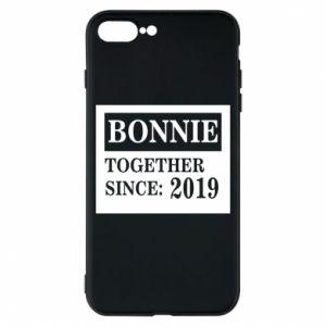 Etui na iPhone 8 Plus Bonnie Together since: 2019