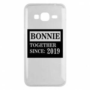 Etui na Samsung J3 2016 Bonnie Together since: 2019