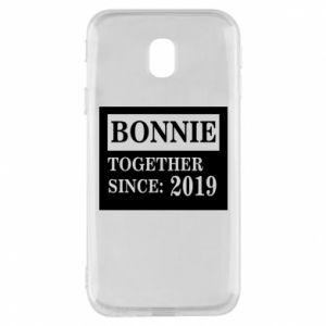 Etui na Samsung J3 2017 Bonnie Together since: 2019