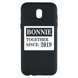 Etui na Samsung J5 2017 Bonnie Together since: 2019