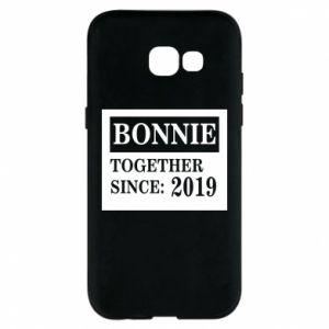 Etui na Samsung A5 2017 Bonnie Together since: 2019