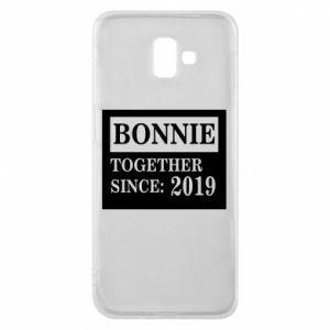 Etui na Samsung J6 Plus 2018 Bonnie Together since: 2019