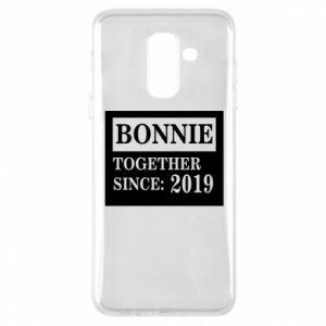 Etui na Samsung A6+ 2018 Bonnie Together since: 2019