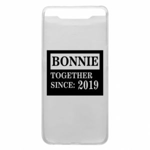 Etui na Samsung A80 Bonnie Together since: 2019