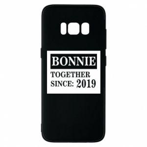 Etui na Samsung S8 Bonnie Together since: 2019