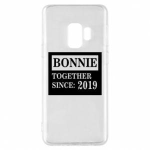 Etui na Samsung S9 Bonnie Together since: 2019