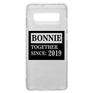Etui na Samsung S10+ Bonnie Together since: 2019