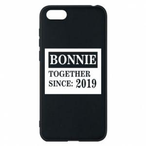 Etui na Huawei Y5 2018 Bonnie Together since: 2019