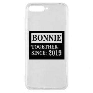 Etui na Huawei Y6 2018 Bonnie Together since: 2019
