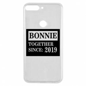 Etui na Huawei Y7 Prime 2018 Bonnie Together since: 2019