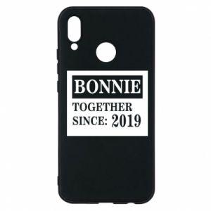 Etui na Huawei P20 Lite Bonnie Together since: 2019