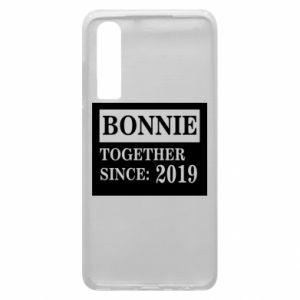 Etui na Huawei P30 Bonnie Together since: 2019