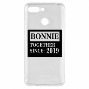 Etui na Xiaomi Redmi 6 Bonnie Together since: 2019