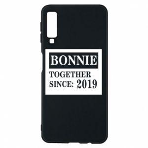 Etui na Samsung A7 2018 Bonnie Together since: 2019