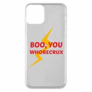 Etui na iPhone 11 Boo, you whorecrux