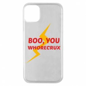 Etui na iPhone 11 Pro Boo, you whorecrux