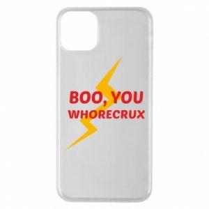 Etui na iPhone 11 Pro Max Boo, you whorecrux