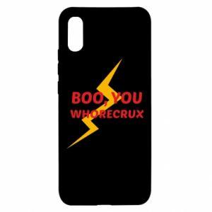 Etui na Xiaomi Redmi 9a Boo, you whorecrux