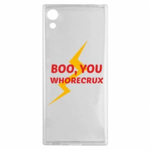 Etui na Sony Xperia XA1 Boo, you whorecrux