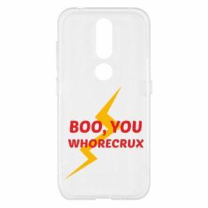 Etui na Nokia 4.2 Boo, you whorecrux