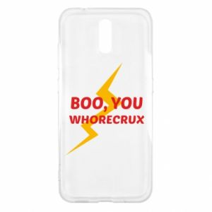 Etui na Nokia 2.3 Boo, you whorecrux
