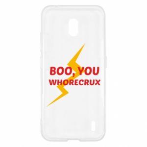 Etui na Nokia 2.2 Boo, you whorecrux