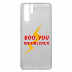 Etui na Huawei P30 Pro Boo, you whorecrux