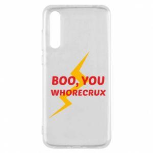Etui na Huawei P20 Pro Boo, you whorecrux