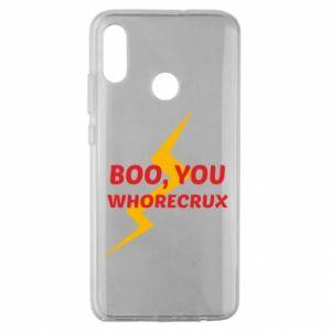 Etui na Huawei Honor 10 Lite Boo, you whorecrux