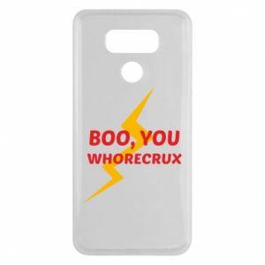 Etui na LG G6 Boo, you whorecrux