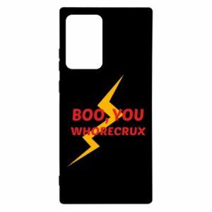 Etui na Samsung Note 20 Ultra Boo, you whorecrux