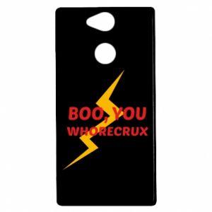 Etui na Sony Xperia XA2 Boo, you whorecrux