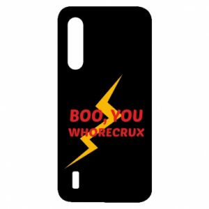 Etui na Xiaomi Mi9 Lite Boo, you whorecrux