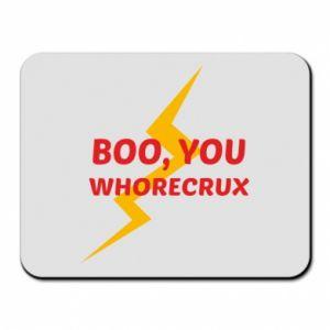 Podkładka pod mysz Boo, you whorecrux