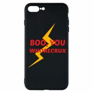 Etui do iPhone 7 Plus Boo, you whorecrux