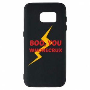 Etui na Samsung S7 Boo, you whorecrux