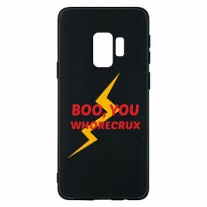 Etui na Samsung S9 Boo, you whorecrux