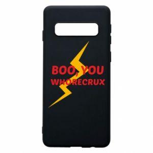 Etui na Samsung S10 Boo, you whorecrux