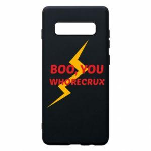 Etui na Samsung S10+ Boo, you whorecrux