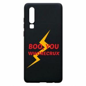 Etui na Huawei P30 Boo, you whorecrux