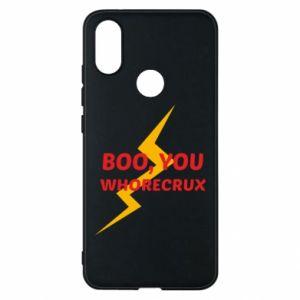Etui na Xiaomi Mi A2 Boo, you whorecrux