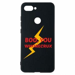 Etui na Xiaomi Mi8 Lite Boo, you whorecrux