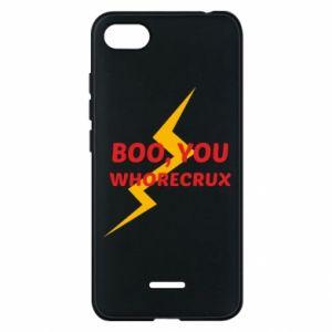 Etui na Xiaomi Redmi 6A Boo, you whorecrux