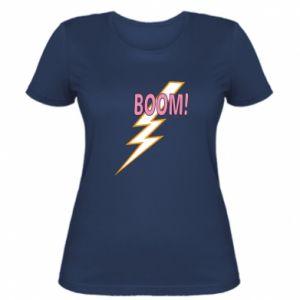 Koszulka damska Boom
